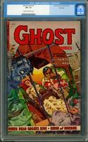 Ghost Comics #7 - Big Apple