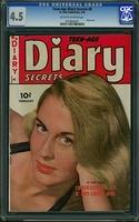 Teen-Age Diary Secrets #8
