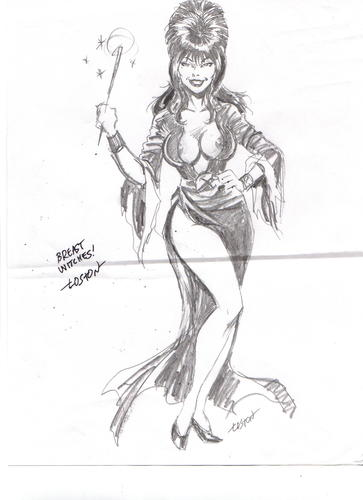Elvira - Loston Wallace