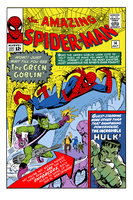 Amazing Spiderman #14 COLOR