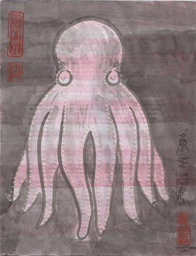 Glow-In-The-Dark Cephalopod