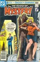 HOUSE OF MYSTERY #286