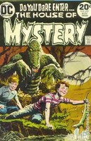 HOUSE OF MYSTERY #219