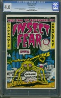 Insect Fear #1