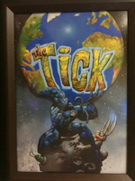 Tick 20th Anniversary Cover